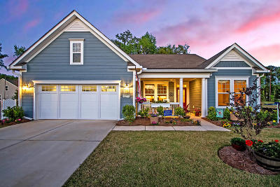 Summerville Single Family Home For Sale: 2011 Barn Swallow Road
