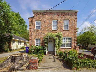 Charleston Multi Family Home For Sale: 78 San Souci Street #A,  B,