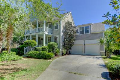 Charleston Single Family Home For Sale: 2228 Daniel Island Drive