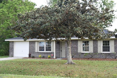 Ladson Single Family Home Contingent: 4415 Farmwood Street