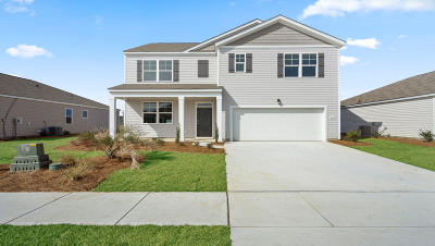 Berkeley County, Charleston County, Colleton County, Dorchester County Single Family Home Contingent: 9818 Sickle Drive