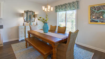 Berkeley County, Charleston County, Colleton County, Dorchester County Single Family Home Contingent: 9812 Sickle Drive