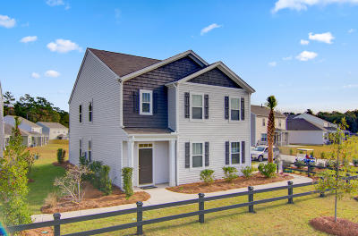 Ladson Single Family Home For Sale: 9805 Sickle Drive