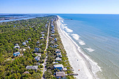 Folly Beach Single Family Home For Sale: 809 W Ashley Avenue