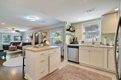 Charleston Single Family Home For Sale: 16 Paula Drive