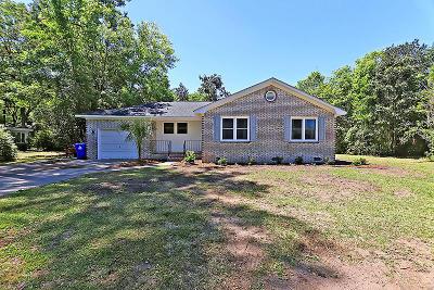 Charleston Single Family Home For Sale: 675 Highwood Circle
