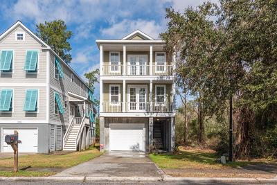 Charleston Single Family Home For Sale: 3002 S Shore Drive