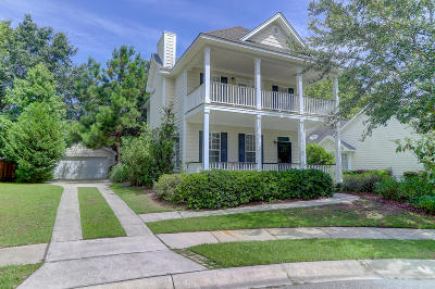 Johns Island Single Family Home For Sale: 2910 Split Hickory Court