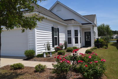 Summerville Single Family Home For Sale: 116 Billowing Sails Street