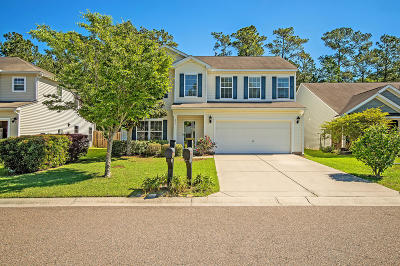 Ladson Single Family Home For Sale: 277 Sweet Alyssum Drive