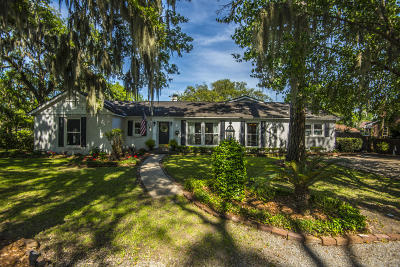 Single Family Home For Sale: 780 Woodward Rd.
