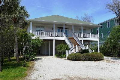 Edisto Beach Single Family Home For Sale: 311 Sea View Lane