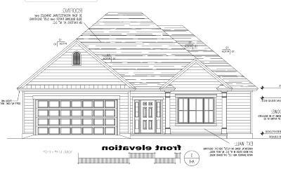 Moncks Corner Single Family Home For Sale: 1122 Langdoc Street