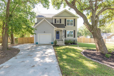 Charleston County Single Family Home Contingent: 1347 Fort Lamar Road