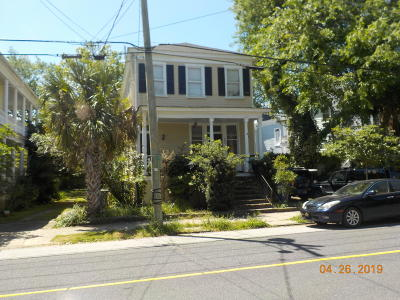 Charleston Multi Family Home For Sale: 183 Queen Street