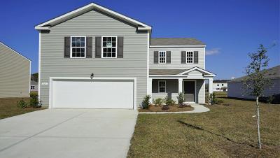 Moncks Corner Single Family Home For Sale: 207 Sarcoxie Road