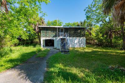 Sullivans Island Single Family Home For Sale: 2220 Ion Avenue