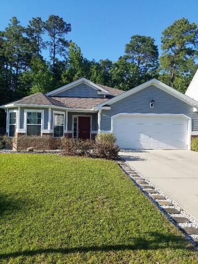 Ladson Single Family Home Contingent: 299 Sweet Alyssum Drive