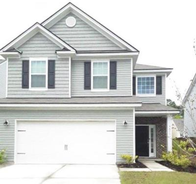 Ladson Single Family Home For Sale: 9811 Lone Cypress Lane