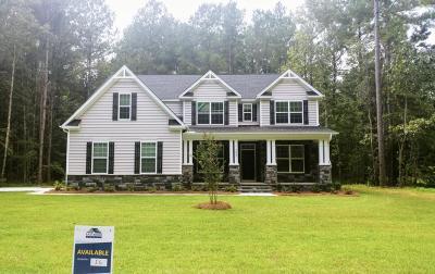 Ridgeville Single Family Home Contingent: 3005 Flat Rock Lane