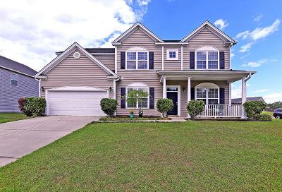 Moncks Corner Single Family Home For Sale: 375 Lakewind Drive