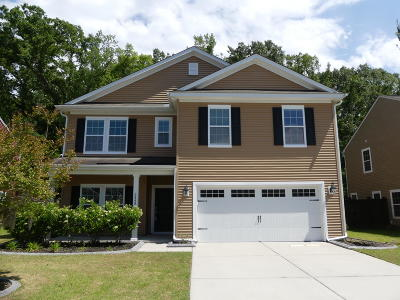 North Charleston Single Family Home For Sale: 5449 Kings River Drive