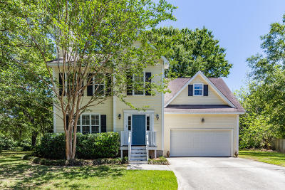 Mount Pleasant Single Family Home For Sale: 651 Bridlewood Lane