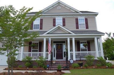 Legend Oaks Plantation Single Family Home For Sale: 121 Blackwater Drive