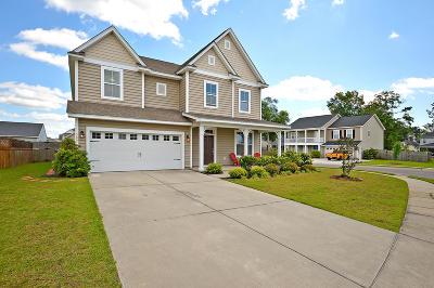 Moncks Corner Single Family Home Contingent: 300 Fox Ridge Lane