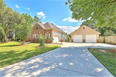 North Charleston Single Family Home Contingent: 8122 Sardis Court