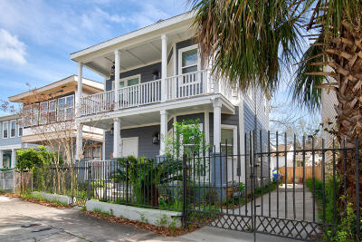 Single Family Home For Sale: 65 Congress Street