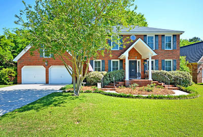 Goose Creek Single Family Home Contingent: 104 Cheshire Drive