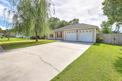 Single Family Home Contingent: 1371 Belle Grove Circle