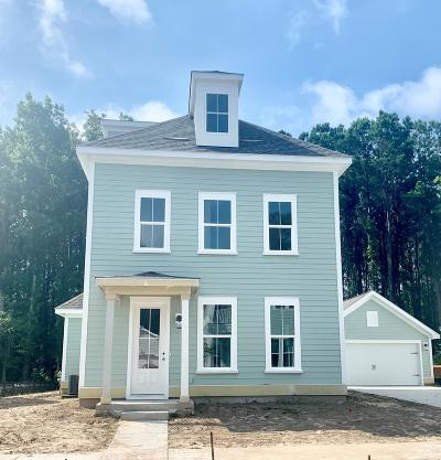 Johns Island Single Family Home For Sale: 2660 Private Lefler Drive