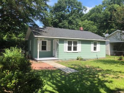 Single Family Home For Sale: 5721 Edison Avenue