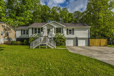 Johns Island Single Family Home Contingent: 3636 Morse Avenue