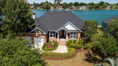 Mount Pleasant Single Family Home For Sale: 1214 Waterfront Drive