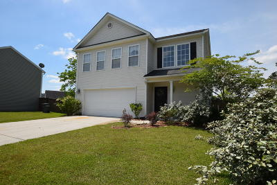 North Charleston Single Family Home Contingent: 8233 Pickop Miles Court