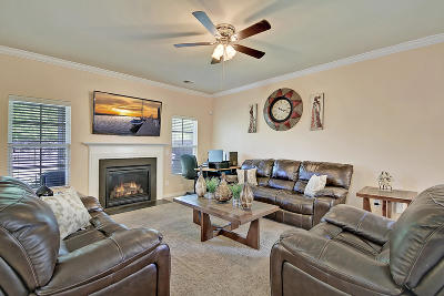 Ladson Single Family Home Contingent: 3847 Annapolis Way