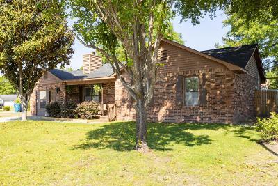 Ladson Single Family Home For Sale: 3264 Heaton Drive
