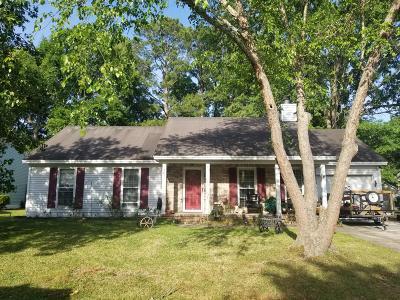 Goose Creek Single Family Home Contingent: 107 Aldrich Place