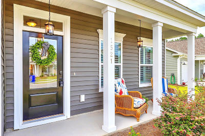 Charleston County Single Family Home For Sale: 1521 Dawn Mist Way