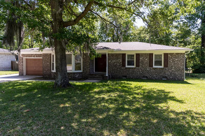 Hanahan Single Family Home Contingent: 1225 Redeemer Drive