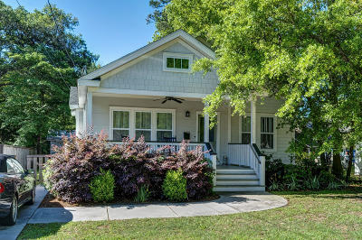 North Charleston Single Family Home Contingent: 1121 Marquis Road