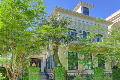 Mount Pleasant Single Family Home For Sale: 43 Sanibel Street