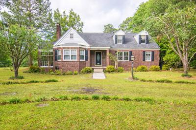 Summerville Single Family Home For Sale: 602 W 5th North Street