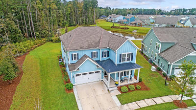 Summerville Single Family Home For Sale: 374 Weston Hall Drive