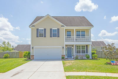 Ridgeville Single Family Home Contingent: 3036 Gulfstream Lane