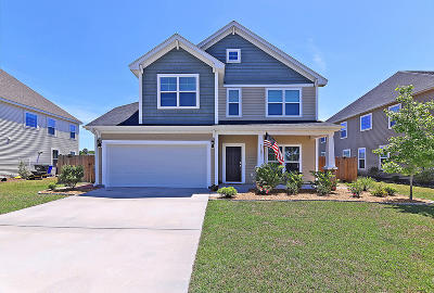 Johns Island Single Family Home Contingent: 3237 Dunwick Drive