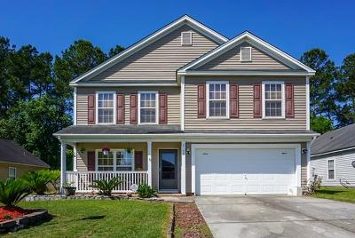 Ladson Single Family Home Contingent: 1055 Friartuck Trail